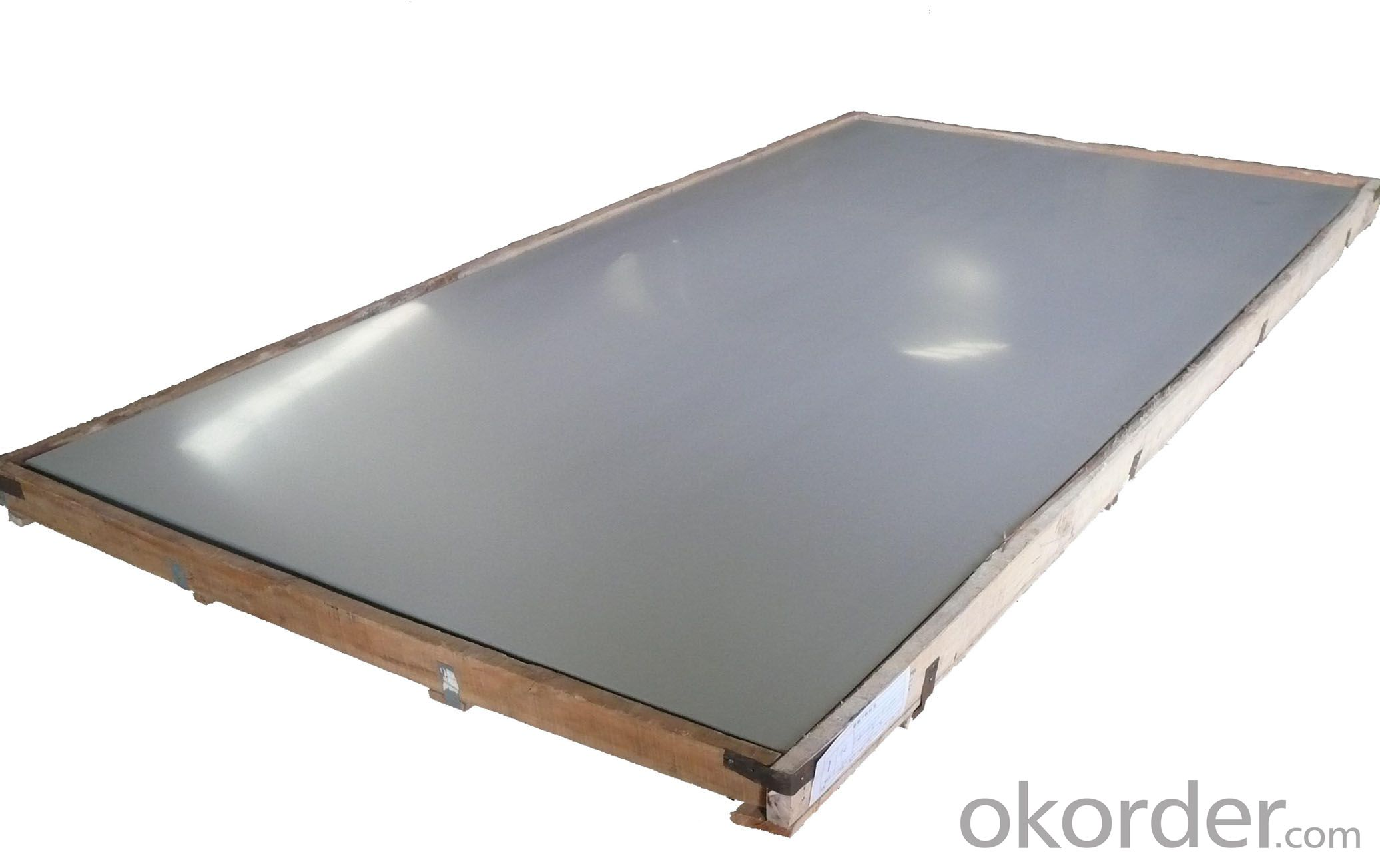 Corrosion resistant plate 304l