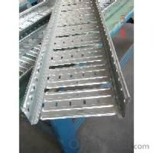 Aluminum profile Section H cable tray