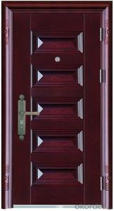 Hot Sale Steel Interior Door