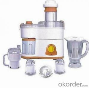 Food processor Juicer,Blender,Chopper,Dry/wet grinder,Filter & Orange juicer 7 in 1