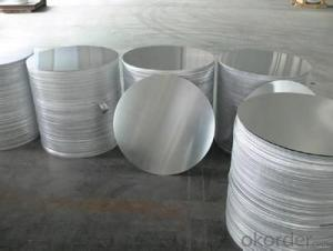 Aluminium Circle for Couscoussier Pot Making