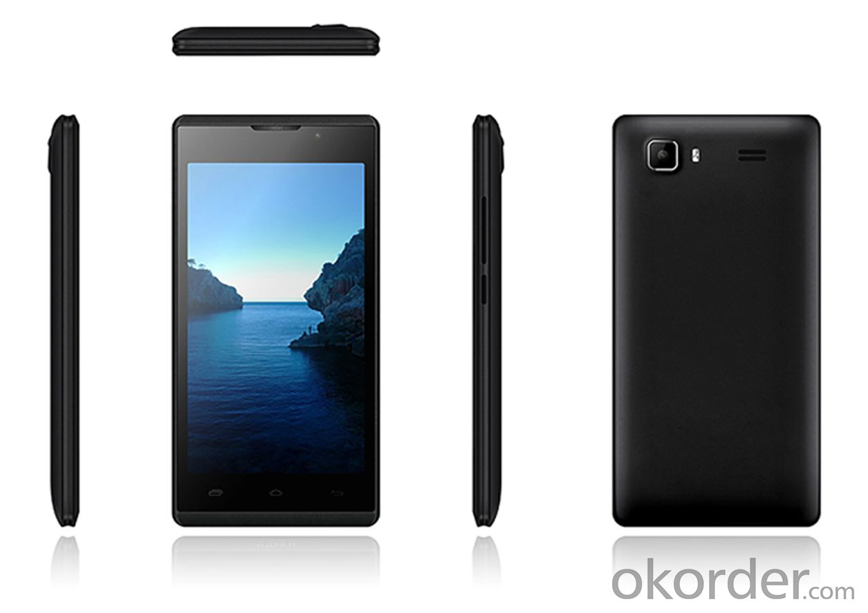 New 4.5-Inch Qhd IPS Android Touchscreen Mobile Phones