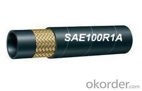 Wire Braided hydraulic hose 100R17