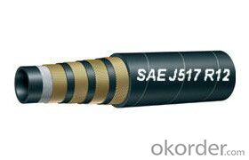 Wire Spiral Hydraulic Hose SAE R13