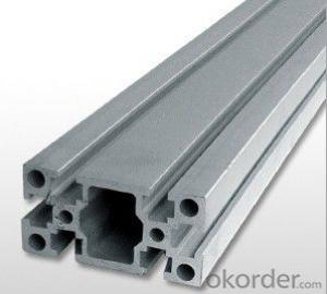 Square Tube Aluminum Profile Hight Quality