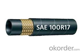 Wire Braided Hydraulic Hose SAE 100R2A