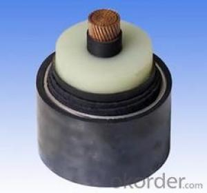 High-voltage XLPE insulated power cable