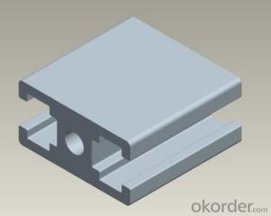 Aluminum 6063 T5 Extrusion