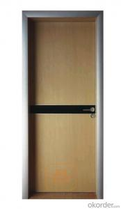 hot sale absolutely water proof WPC security door