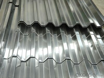 aluminum sheet corrugateduse