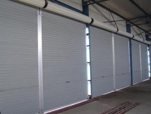 Steel Automatic Sectional Garage Door for Sale