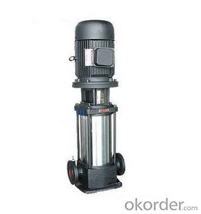 CD Vertical Multistage Water Pump