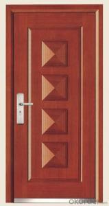 Exterior Armored Doors