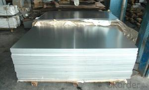 AA 3003 stucco embossed aluminium sheet
