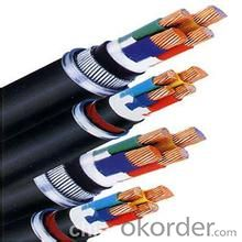 Low-voltage PCV insulated power cable
