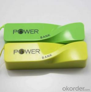 Perfume 2600mAh Keyring Power Bank