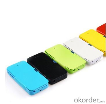 Power Case for iPhone 5/5s/5c