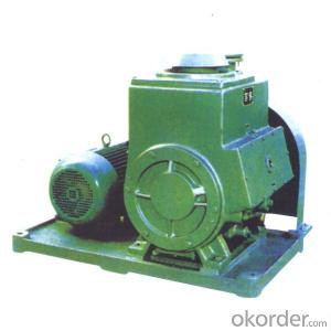 Vacuum Pumps 2X Series