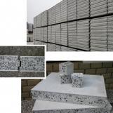 Paneles de Concreto Ligero para Casa PrefabricadaCasa de Cemento