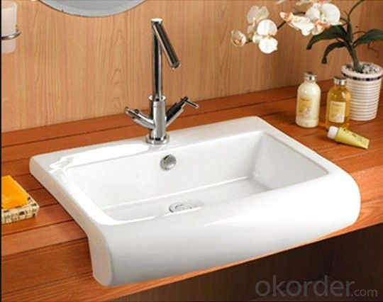 Wash Basin-Art Basin CNBA-4039