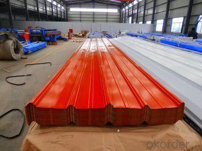corregated steel panel