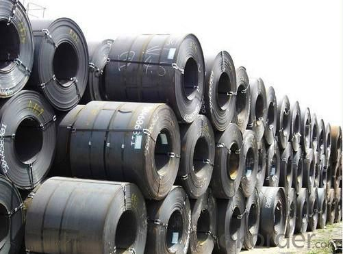 Hot Rolled Steel Coils / Sheets