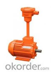 Electric gearbox motor