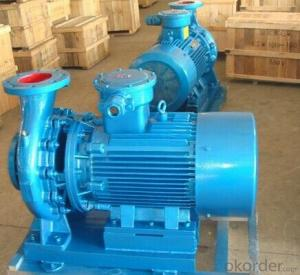 ISW Horizontal Centrifugal Water pump