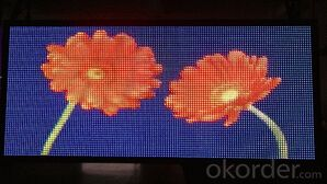 P16 Outdoor Full Color LED Message Sign CMAX-P16
