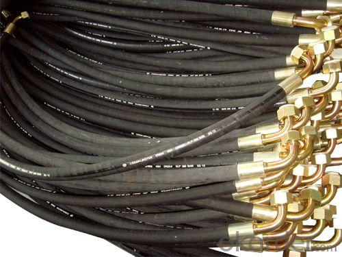 DIN EN 857 2SC Hydraulic Hose DN38