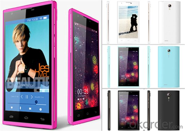 Smart Phone K520 4G GSM GPS Touch Android Best Cell Phone