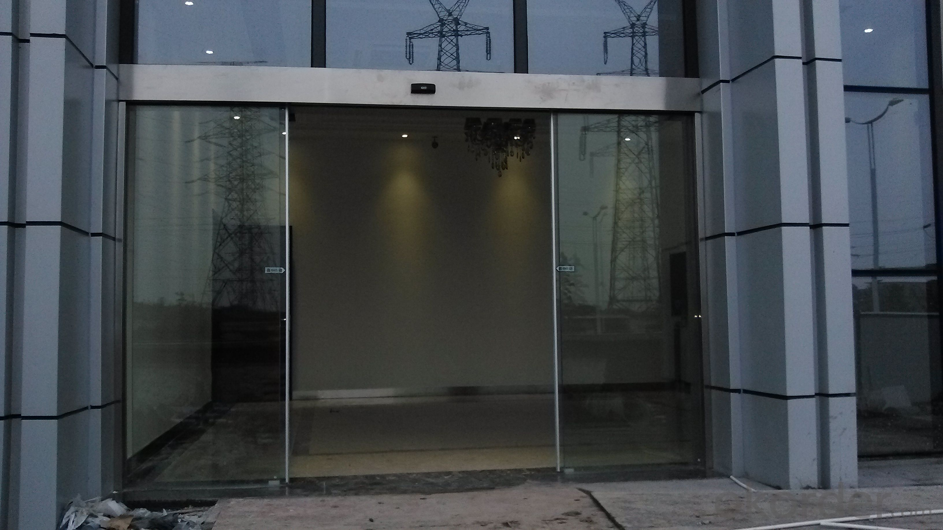 Steel Smart Automatic Sliding Door for Sale