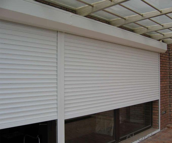 Good Quality Automatic Sectional Garage Door
