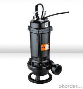 WQK(V) Sewage Submersible Pump