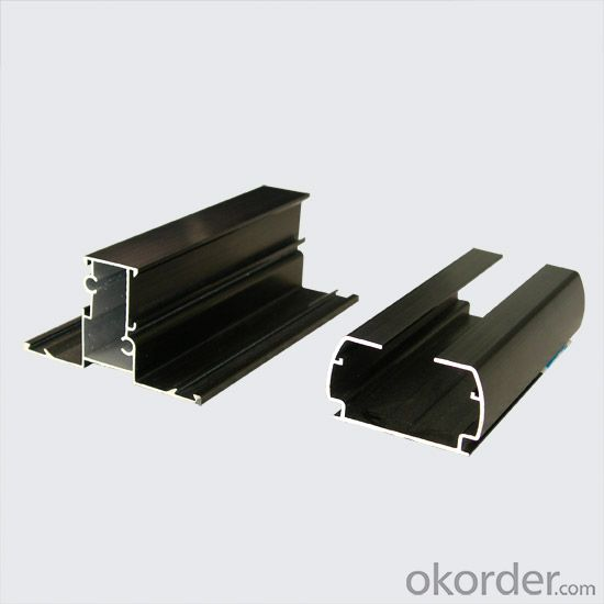 Aluminium Profiles Thermal Barrier SAD601