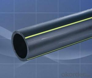 Plastic Pipe- HDPE Gas Pipe