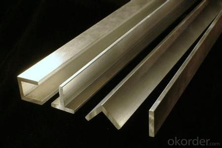 various surface treatment industrial aluminium profile extrusion