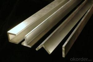 Good-quality industrial aluminium profile