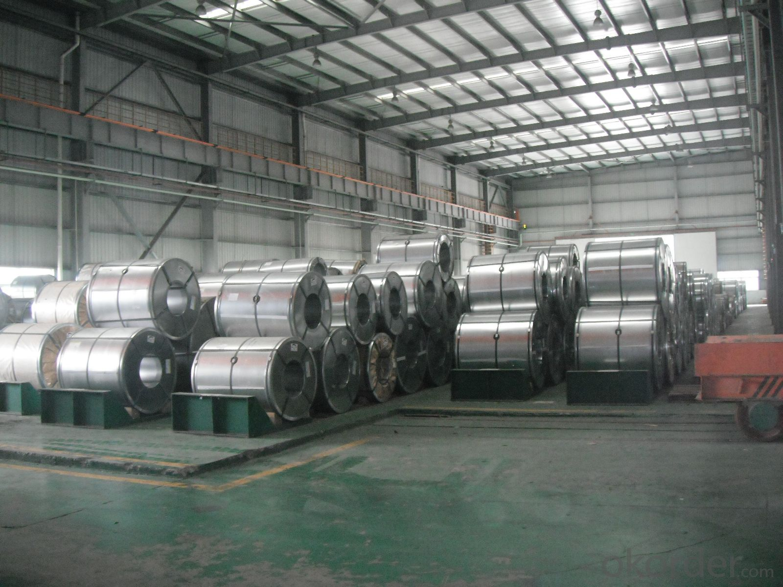Hot Dipped Galvanized Steel Coil In Sheets