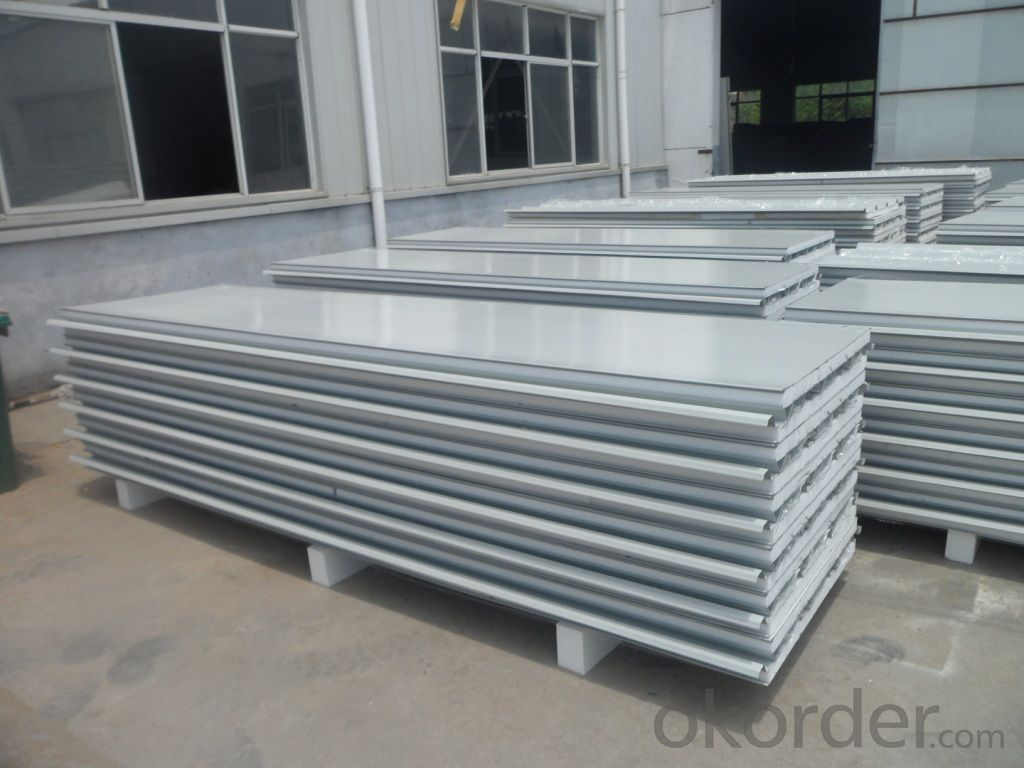 Roof Sandwich Panel PU Sandwich Panels For Modular House