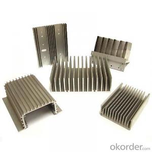 Anoized Aluminum Profile Extrution Made in China Supplier