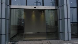 Smart Automatic Sliding Door