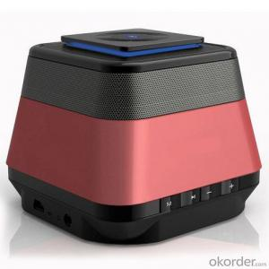 Fashion Audio Sound Blueooth Mini Car Speaker