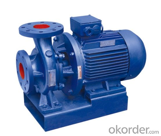 IS Horizontal Centrifugal Water pump