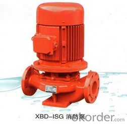 ISG Vertical Centrifugal Pump