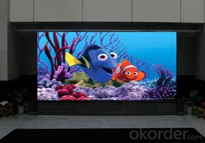 P7.62 Indoor Full Color LED Display CMAX-P7.6