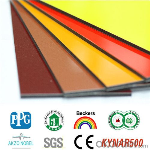 Wall Cladding ACP Aluminum Composite Panel High Quality