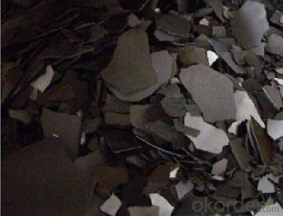 Electrolytic Manganese Metal Flakes from Large Scale Factory