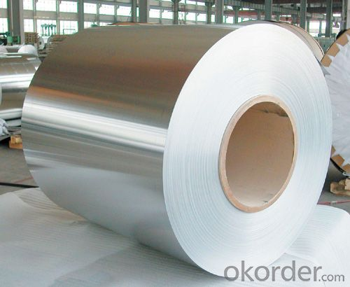 China Aluminum foil with the leading supplier and high-quality