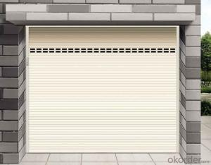 Sectional Garage Door with Top Quality